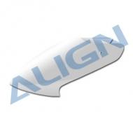450 PRO V2 玻纖機頭罩/白