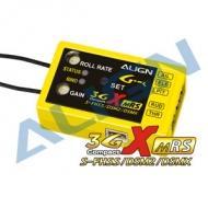 3GX MRS 無平衡翼系統