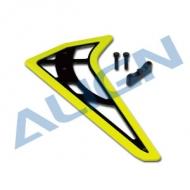 450L垂直翼-螢光黃