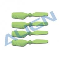 23尾旋翼-綠
