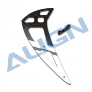 550L碳纖垂直翼-白