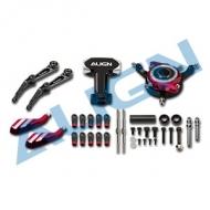 600FL Flybarless Rotor Head System