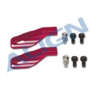 600EFL PRO金屬主旋翼夾座臂-紅