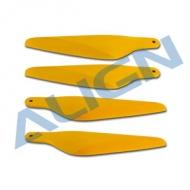 7吋主旋翼-黃