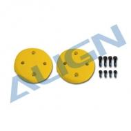 多軸主旋翼罩-黃