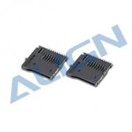Micro SD插卡座