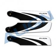 105碳纖尾旋翼/3