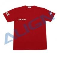 飛行T恤(T-REX)-紅