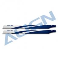 425 碳纖主旋翼-藍(B級)