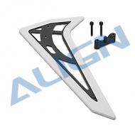 470L碳纖垂直翼