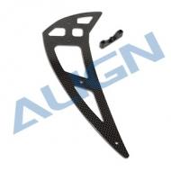 550X碳纖垂直翼