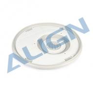 單層固定圓盤組-白