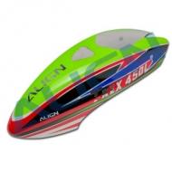 450L Dominator 彩繪機頭罩