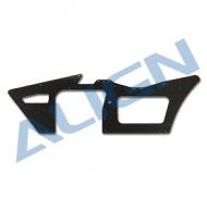 600XN碳纖下側板