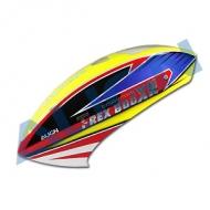 600XN 彩繪機頭罩-黃