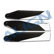 120碳纖尾旋翼/3