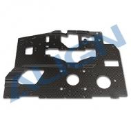 E1碳纖左側板