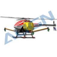 E1全自動導航植保機 空機版