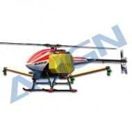 E1自動導航農用無人植保機 兩旋翼套裝版