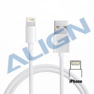 iPhone傳輸線 1m