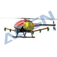 亞拓E1 V2農用無人植保機 兩旋翼套裝版