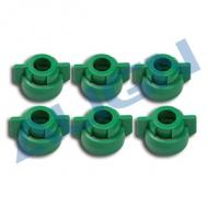 空心錐噴嘴蓋-綠