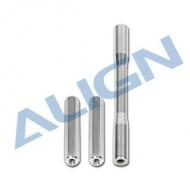 650X機身鋁柱
