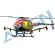 亞拓E1 PLUS植保直昇機 三旋翼套裝版