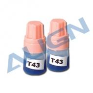 T43螺絲膠