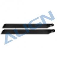 425 碳纖主旋翼-黑