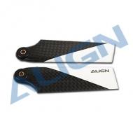 70碳纖尾旋翼