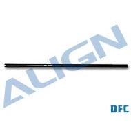 700N DFC碳纖尾管