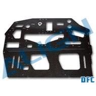 800E DFC碳纖主體右側板/2.0mm