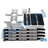 800E Auxiliary battery mount set