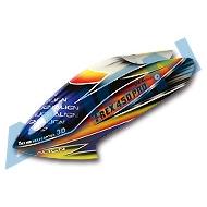 450PRO DFC彩繪機頭罩