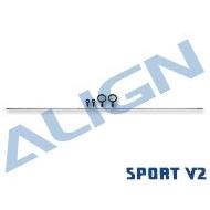 Sport V2尾舵控制連桿組
