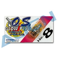 O.S. #8 Glow Plug