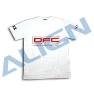 飛行T恤(DFC)-白
