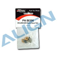 Hitec伺服器齒輪組(HS-205/225MG/5245MG)