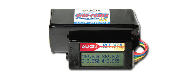 监测电池放时,每cell电压