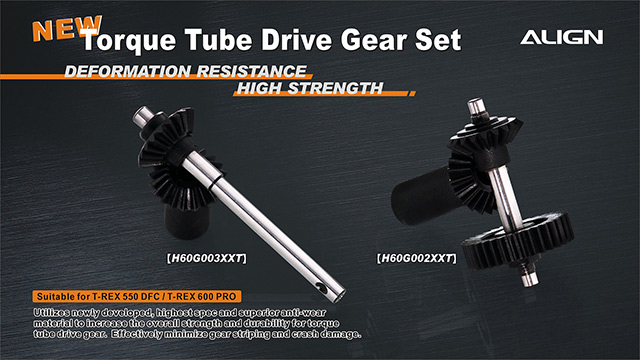 H60g003xxw Torque Tube Rear Drive Gear Set For T