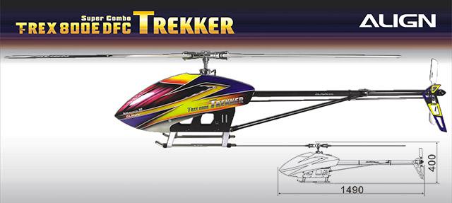 遥控直升机组装