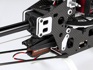 Align T-Rex 450L Dominator Super Combo 6S Helicopter with 3GX