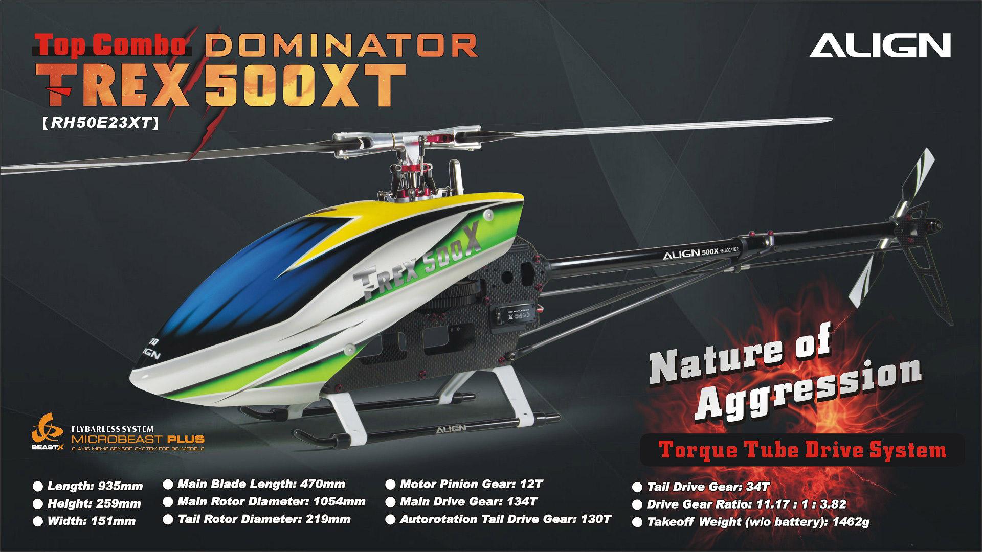 t rex 500 rc helicopter align rh align com tw Trex 500 Tail Align T-Rex RC Helicopters